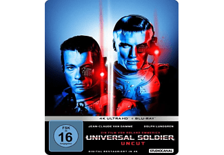 Universal Soldier (SteelBook®) 4K Ultra HD Blu-ray