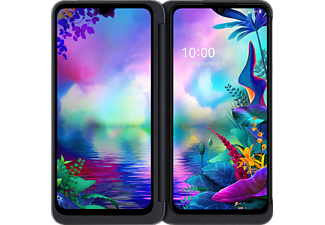 LG G8X Thinq Dual Screen 128 GB Schwarz Dual SIM