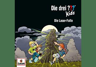 Die Drei ??? Kids - 072/Die Laser-Falle  - (CD)