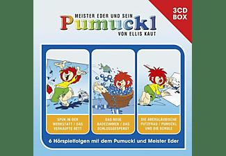 Pumuckl - Pumuckl-3-CD Hörspielbox Vol.1  - (CD)