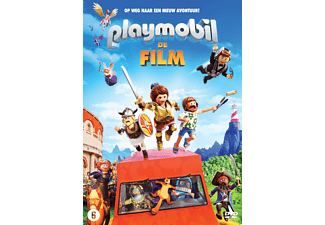 Playmobil: De Film - DVD