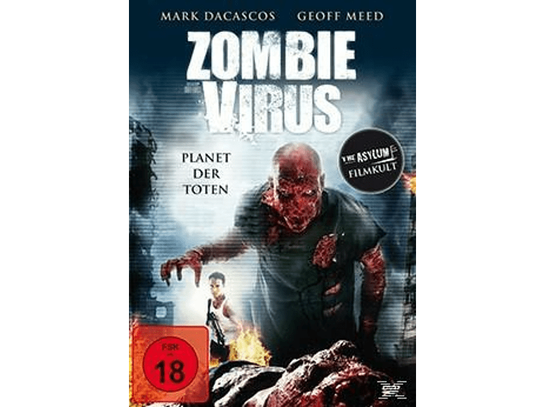 Zombie Virus [DVD]