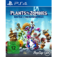 Plants vs. Zombies: Schlacht um Neighborville - [PlayStation 4]