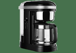KITCHENAID 5KCM1209EOB Kaffeemaschine Onyx Schwarz