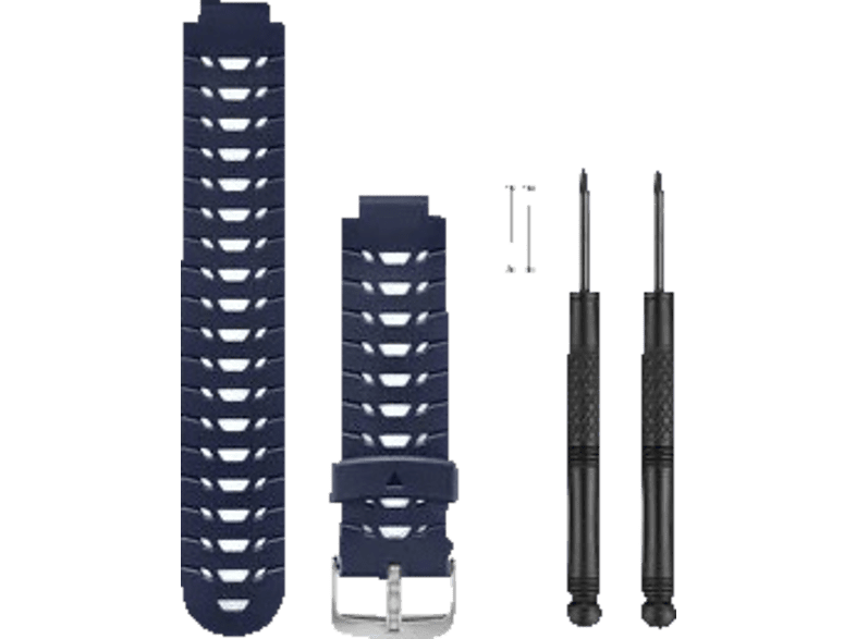 GARMIN Forerunner 735 230, 235, Ersatzarmband, GARMIN®, Forerunner® 230/235/630, Blau