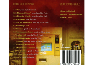 MC Bomber, Shacke One - Nordachse 2  - (CD)
