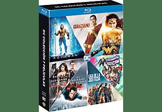 Pack DC (7 películas) (2019) - Blu-ray