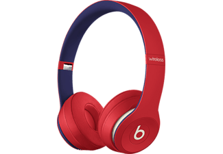 BEATS Solo3 Wireless on-ear-hörlurar – Club Red