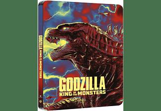 Godzilla: Rey de los monstruos - Blu-Ray 3D + Blu-ray