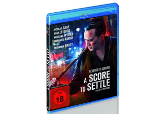 A Score To Settle Blu-ray