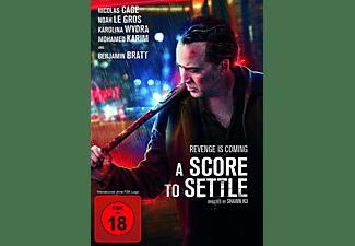 A Score To Settle DVD