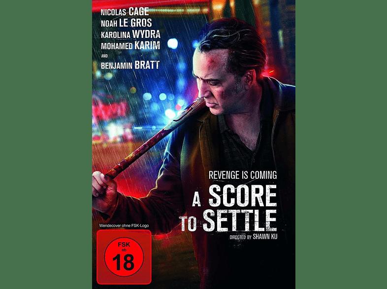 A Score To Settle [DVD]