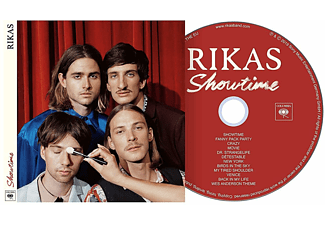 Rikas - Showtime  - (CD)