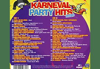 VARIOUS - Karneval Party Hits 2020  - (CD)