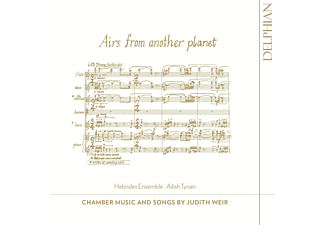 Ailish Tynan, Hebrides Ensemble - Airs from another Planet  - (CD)
