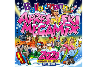VARIOUS - Ballermann Apres Ski Megamix 2020  - (CD)