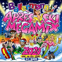 VARIOUS - Ballermann Apres Ski Megamix 2020 [CD]