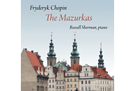 Russell Sherman - The Mazurkas [CD]
