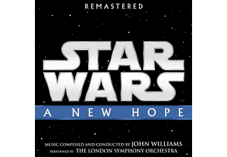 John Williams, London Symphony Orchestra - Star Wars: A New Hope  - (CD)