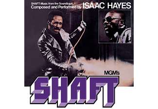 Isaac Hayes - SHAFT (DEL.ED.)  - (CD)