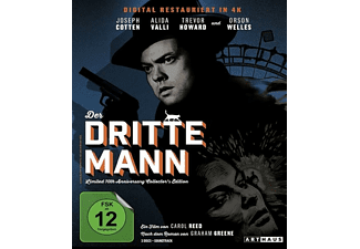 Der Dritte Mann (70th Anniversary Collector's Edition) Blu-ray
