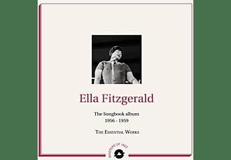Ella Fitzgerald - THE SONGBOOK 1956-1959  - (Vinyl)