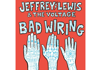 Jeffrey & The Voltage Lewis - Bad Wiring  - (Vinyl)