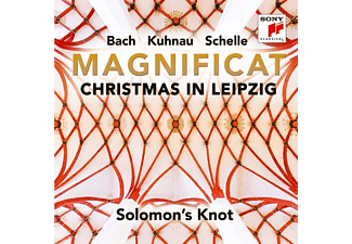 Solomon's Knot - Magnificat-Christmas in Leipzig - (CD)
