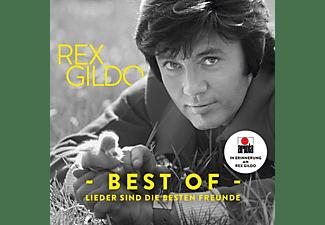Rex Gildo - Lieder sind die besten Freunde  - (CD)