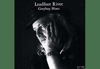 Leadfoot Rivet - GREYBOY BLUES  - (CD)