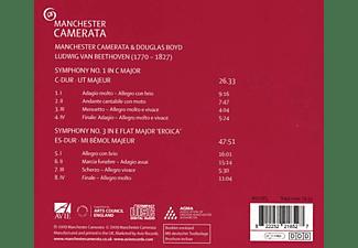 Douglas Boyd, Manchester Camerata - Sinfonien 3 & 1  - (CD)