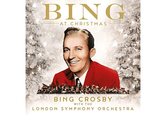 Bing Crosby - BING AT CHRISTMAS  - (CD)