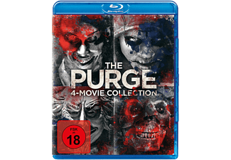 The Purge-4-Movie-Collection Blu-ray