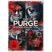 The Purge-4-Movie-Collection [DVD]