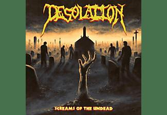 Desolation - Screams Of The Undead  - (CD)