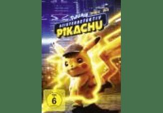 Pokémon Meisterdetektiv Pikachu DVD