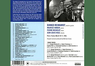Django Reinhardt - Nuages-Jean-Pierre Leloir Collection  - (CD)