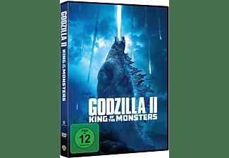 Godzilla II: King of the Monsters DVD