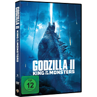 Godzilla II: King of the Monsters [DVD]