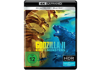 Godzilla II: King of the Monsters 4K Ultra HD Blu-ray + Blu-ray