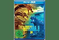 Godzilla II: King of the Monsters [3D Blu-ray]