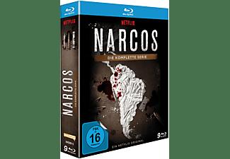NARCOS - Die komplette Serie (Staffel 1 - 3) Blu-ray