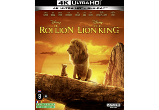 The Lion King (Live Action) - 4K Blu-ray