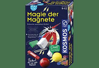 KOSMOS Fun Science Magie der Magnete Experimentierkasten, Mehrfarbig