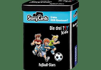 KOSMOS Story Cards - Die drei ??? Kids Fussball-Stars Kartenspiel