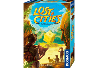 KOSMOS Lost Cities - Auf Schatzsuche Spiel