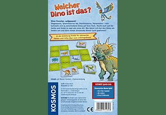 KOSMOS Welcher Dino ist das? Mitbringspiel