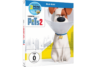 Pets 2 Steelbook Edition [Blu-ray]