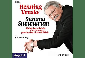 Venske Henning - Summa Summarum  - (CD)