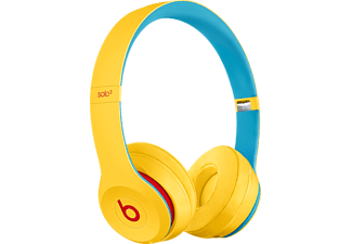 BEATS Solo3 Wireless on-ear-hörlurar – Club yellow